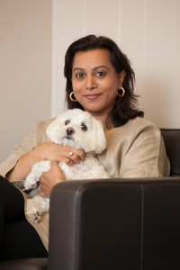 Falguni author photo