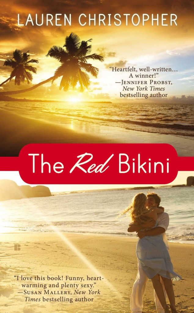 Laurie The_Red_Bikini cover.large