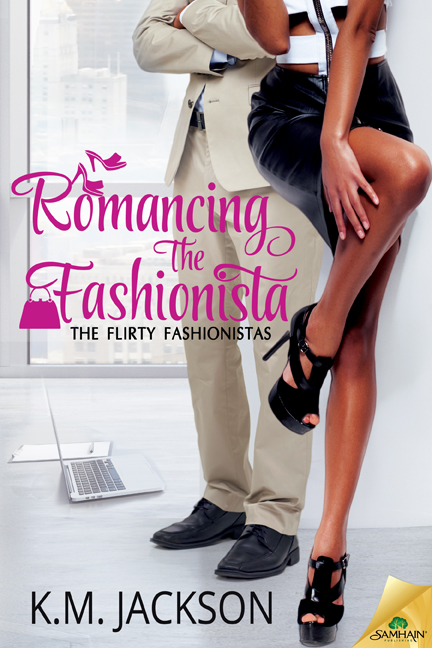 RomancingTheFashionista Cover Final 72lg