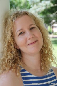 Stacey author photo