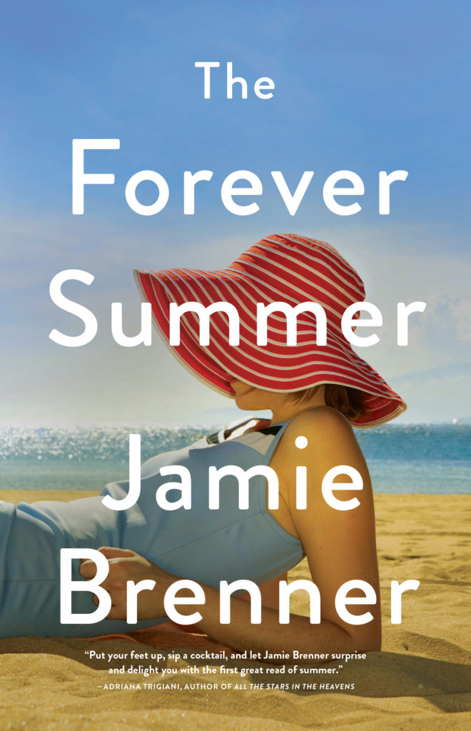 Jamie Forever Summer Cover
