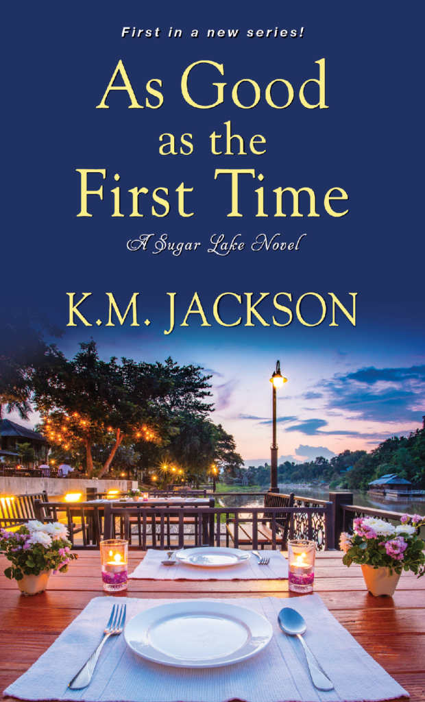 As good As The First Time (1) cover med